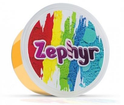 Купить Кинетический пластилин Zephyr -неоновый-оранжевый (0, 150 кг в банке) (извините, гиперссылка на карт, Лепка и товары для творчества