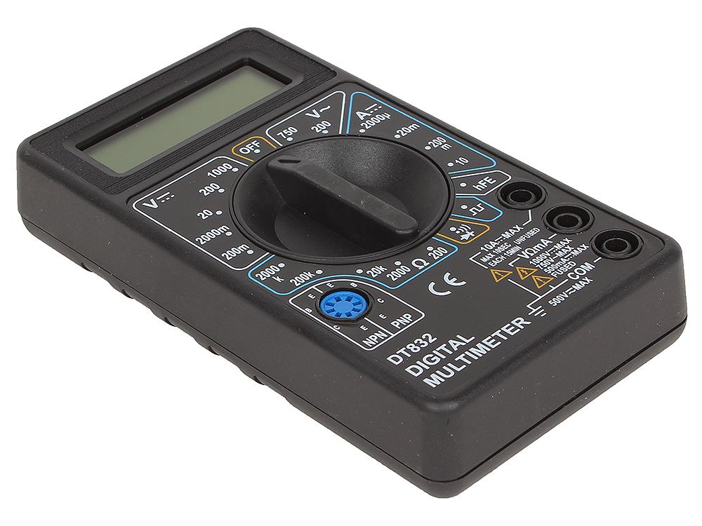 Мультиметр Ресанта ТЕК DT 832