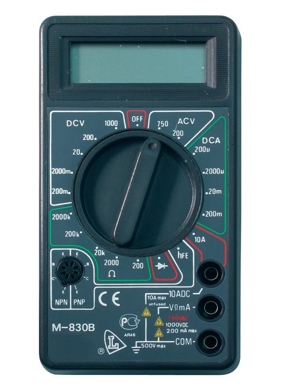 Мультиметр Ресанта ТЕК DT 830B