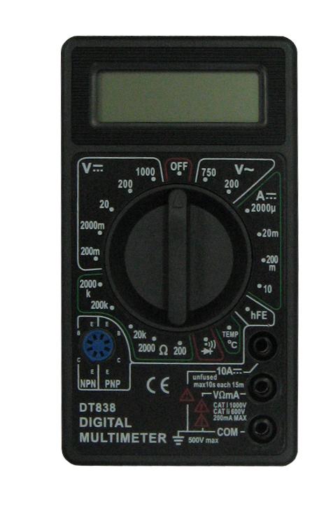 Мультиметр Ресанта ТЕК DT 838 от OLDI
