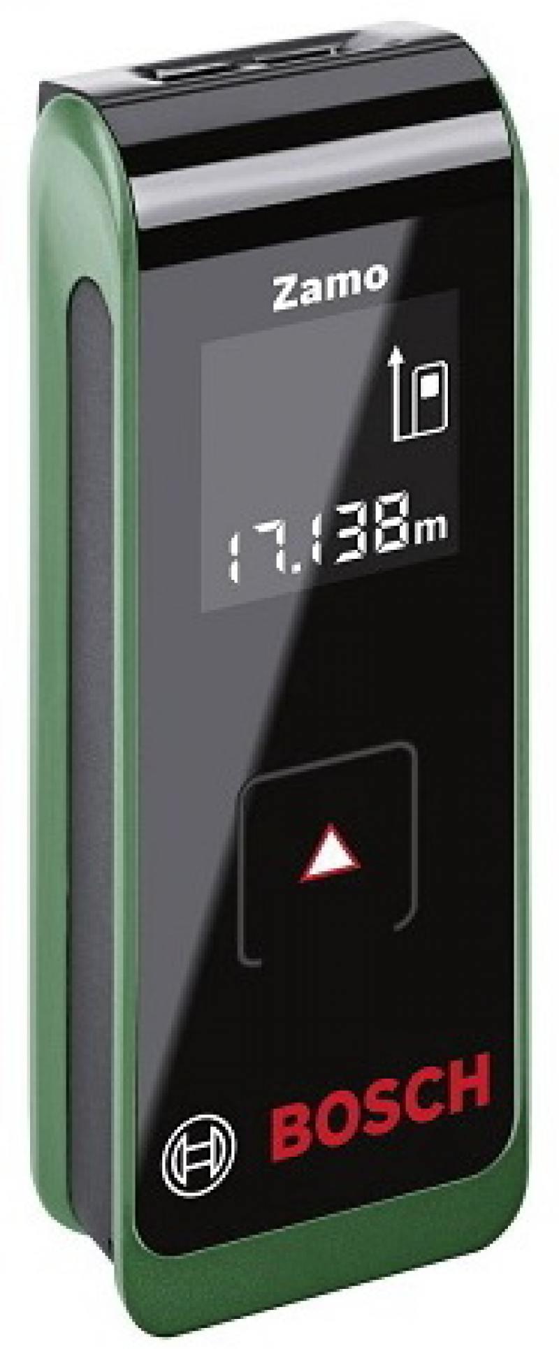 Лазерный дальномер Bosch PLR 20 Zamo II лазерный дальномер bosch plr 50 c [0603672220]