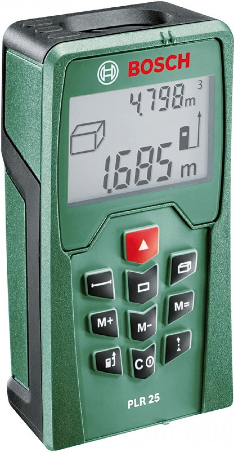 Лазерный дальномер Bosch PLR 25 от OLDI