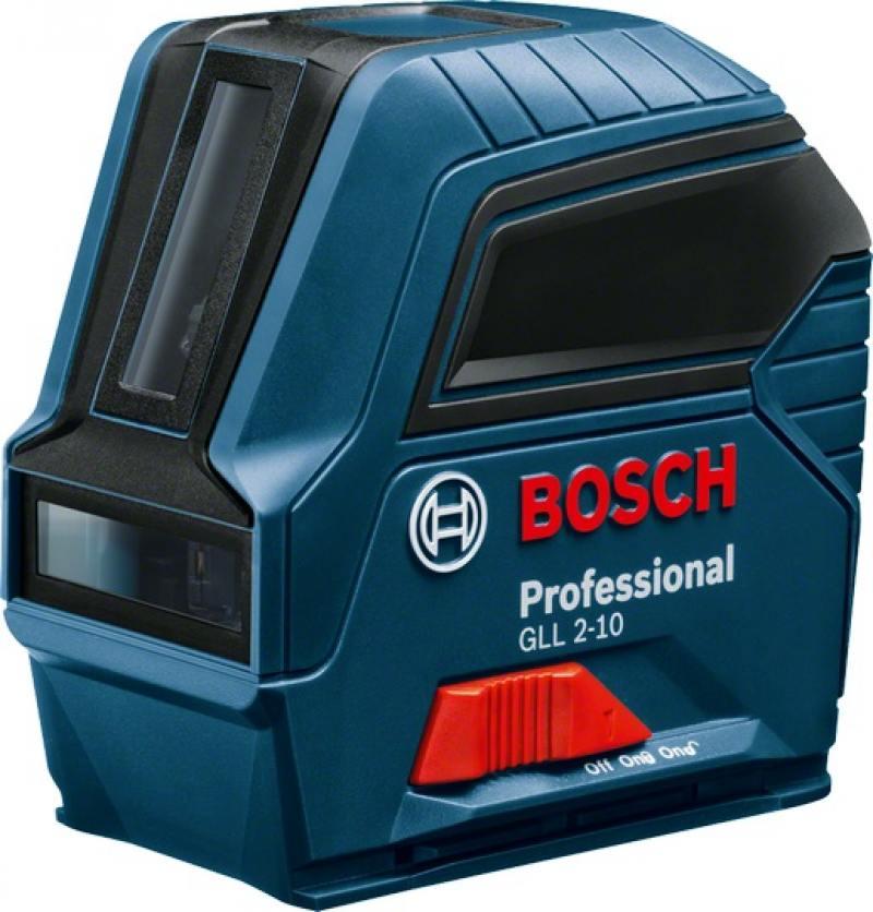 Лазерный нивелир Bosch GLL 2-10 от OLDI