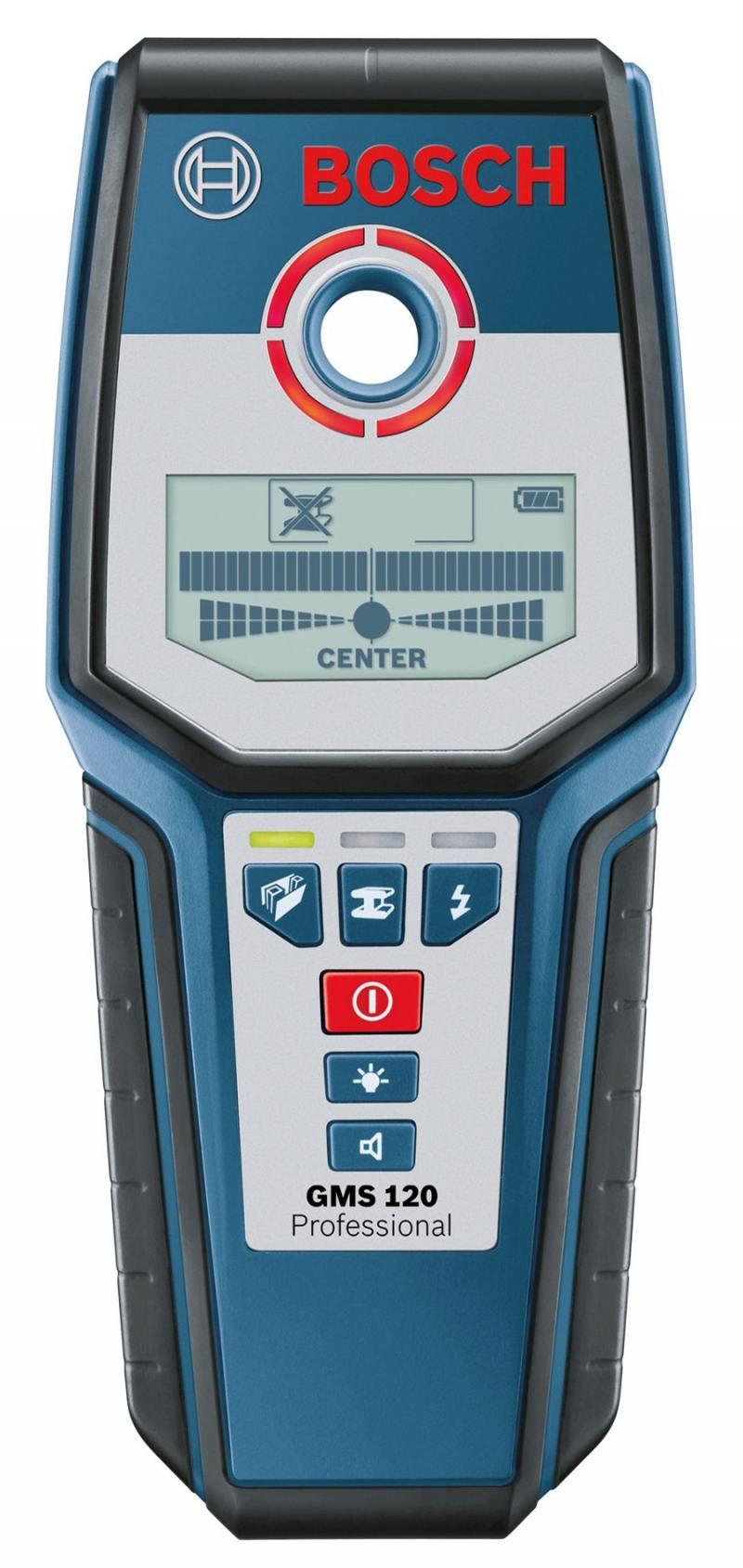 Детектор металла Bosch GMS 120 Prof цены онлайн