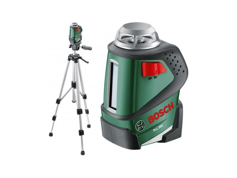 Лазерный нивелир Bosch PLL 360 + штатив