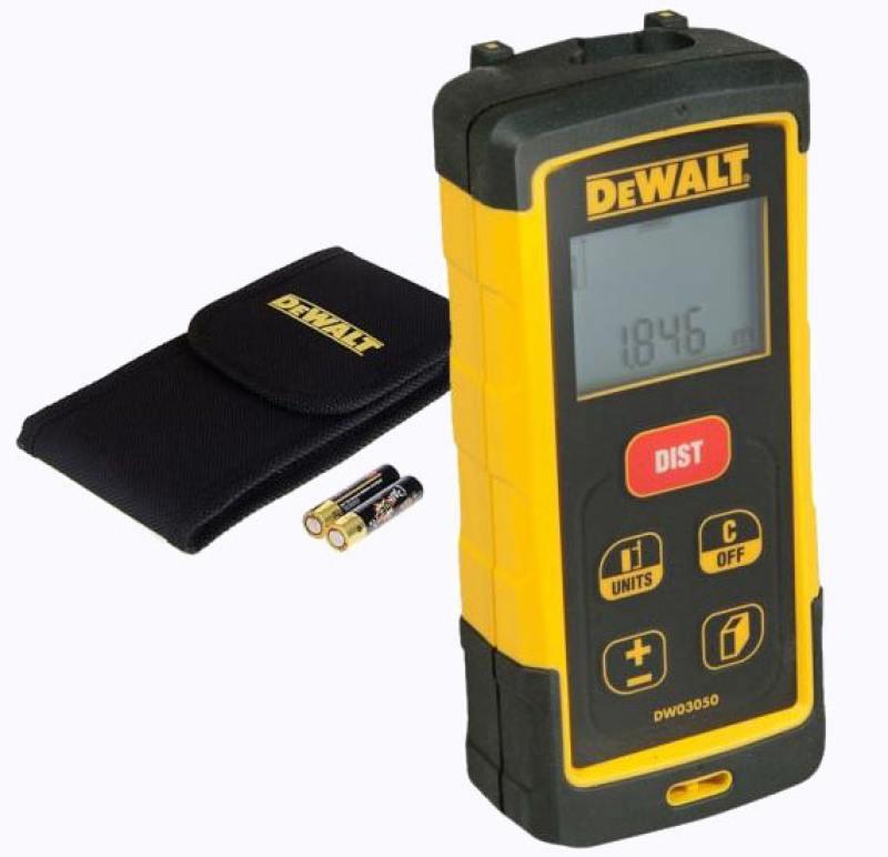 цена на Лазерный дальномер DeWalt DW 03050