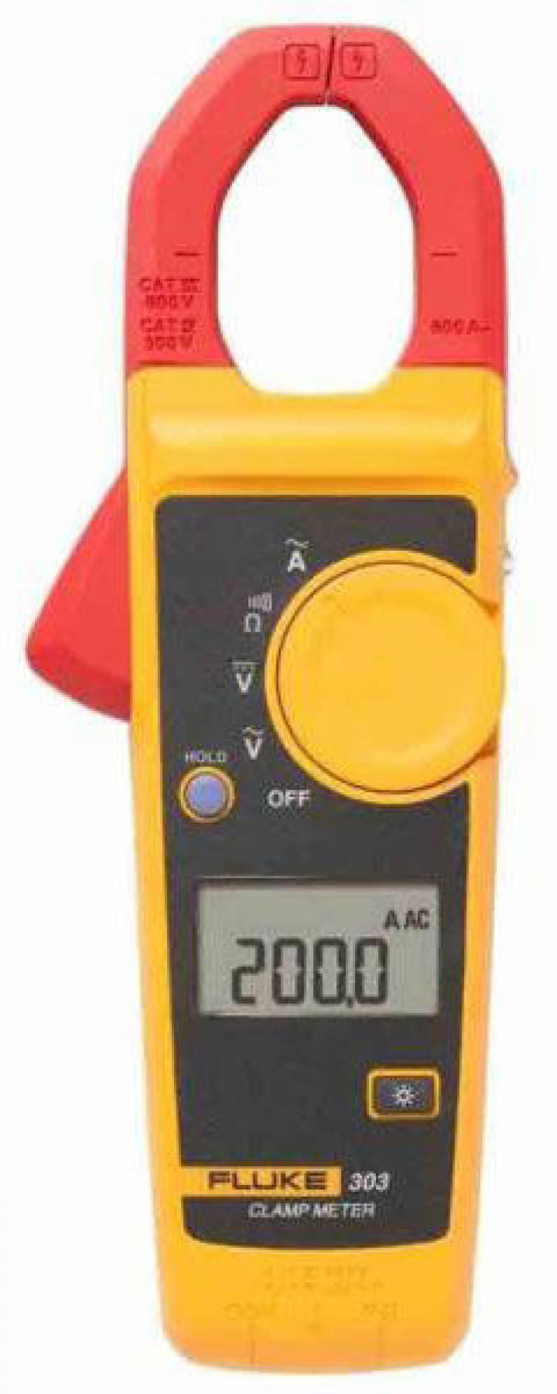 Клещи Fluke IG FLUKE-303/EM ERTA мультиметр fluke ig fluke 107 erta