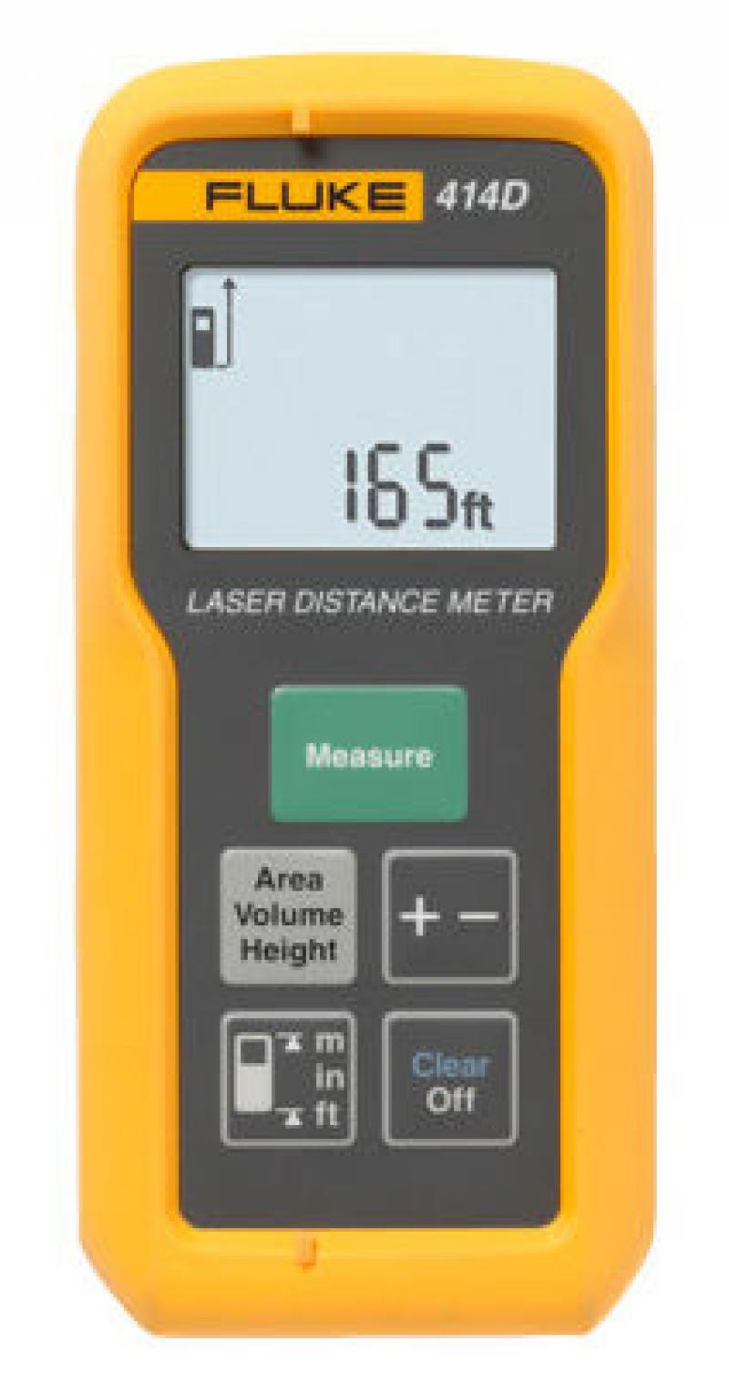 Дальномер Fluke IG FLUKE-414D лазерный дальномер fluke 419d