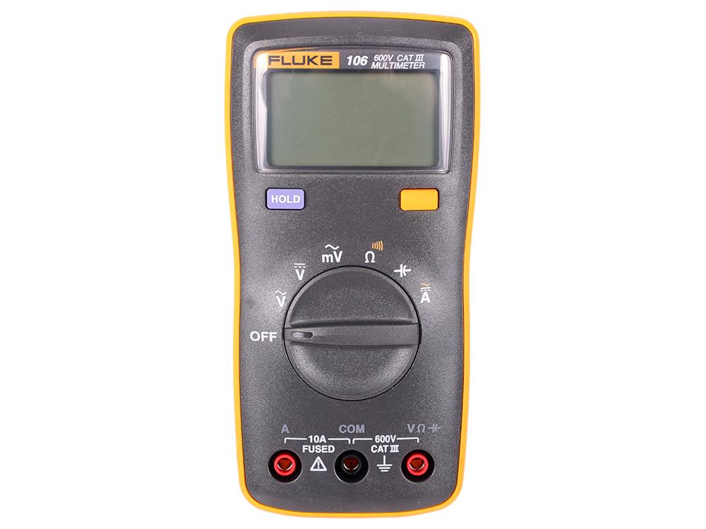 Мультиметр Fluke FLUKE-106 ERTA 4367927