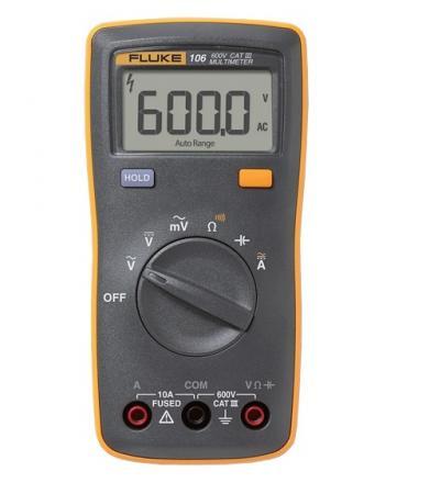 Мультиметр Fluke FLUKE-106 ERTA 4367927 калибратор токовой петли fluke 789 e
