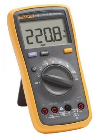 Мультиметр Fluke FLUKE-15B+ ERTA 4404222 калибратор fluke 717 1000g