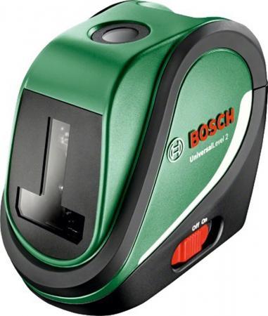 Лазерный нивелир Bosch UniversalLevel 2 Basic нивелир bosch gll 3 80 06159940m0 зимний набор сумка bosch