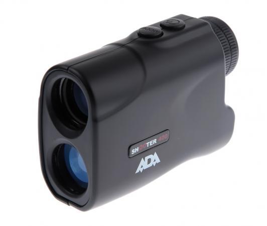 Дальномер лазерный ADA Shooter 400 дальность 400м, точность ±1м