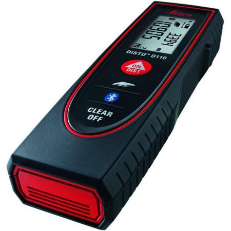 Дальномер лазерный Leica DISTO D110 дальность 60м точность ±1.5мм лазерный дальномер leica disto x310 790656