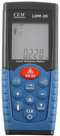 Дальномер Cem LDM-35 35 м дальномер cem ldm 30 30 м 482155
