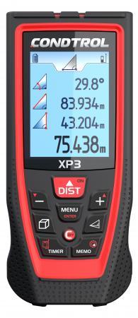 Дальномер CONDTROL XP3 лазерный 0.05-100м +/- 1.5мм все цены