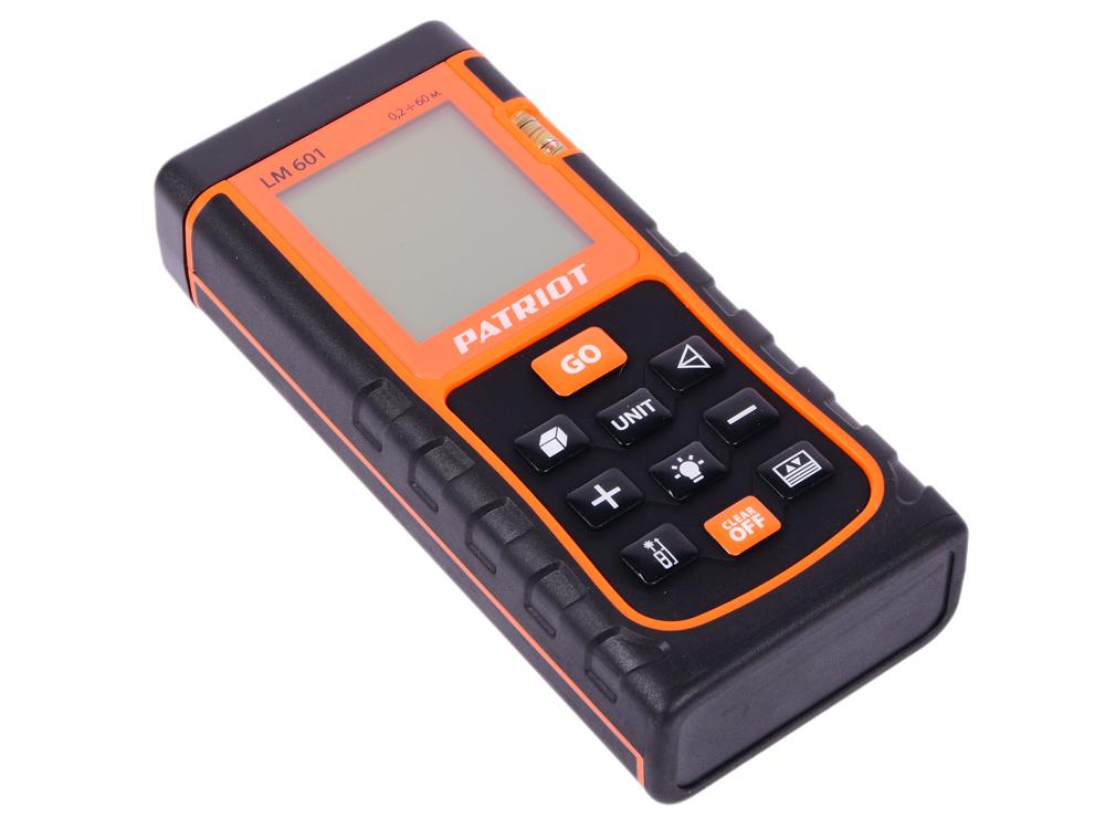 Дальномер лазерный PATRIOT LM 601 лазерный дальномер oem 50 rz50 sw e50