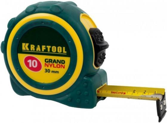 Рулетка Kraftool 3412-10_z01 10мx30мм цена