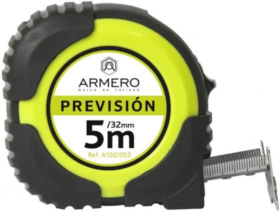 Рулетка Armero 102/053 5мx32мм рулетка armero лента фибергласовая 50 м