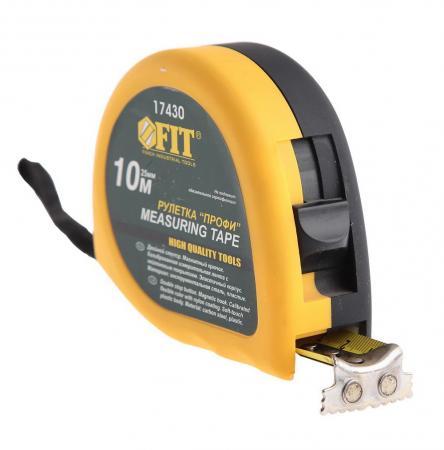 Рулетка Fit Профи 10мx25мм 17430 fit 70987