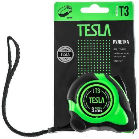 Рулетка Tesla T-3 3мx16мм 200w tesla coil