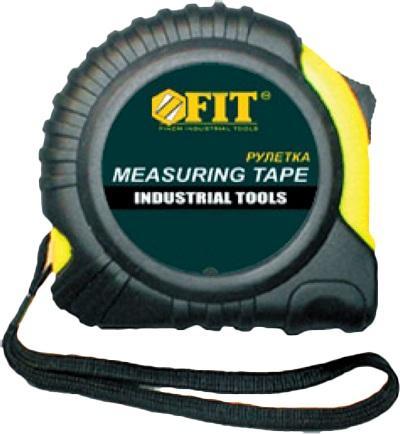 Рулетка Fit Стайл 7.5мx25мм 17307 тонконосы стайл fit 50636