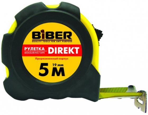 Рулетка Biber 40105 10мx25мм biber 40341