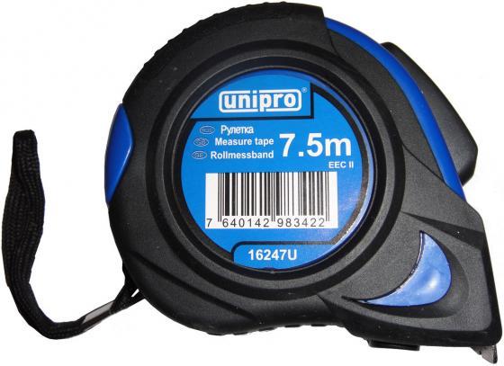 Рулетка UNIPRO 16247U 7.5мx25мм кувалда unipro 1250 г