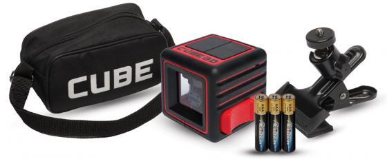Лазерный уровень ADA Cube 3D Home Edition 1.5А штатив нейлоновая сумка 65х65х65мм до 20м уровень ada titan 2000 а00390