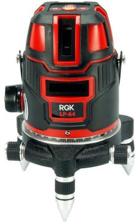 Уровень RGK LP-64 0.2мм/м 10м ip54