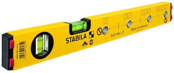 Уровень STABILA 16135 тип 70 Electric 430мм, 2 глазка, точность 0.5мм/м уровень stabila тип 70m 60см магнитный 02874