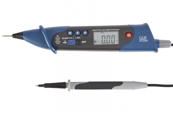 Мультиметр CEM DT-3260 цифровой карманный мультиметр cem dt 107