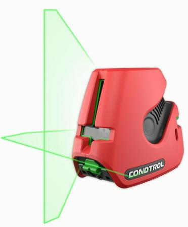 Лазерный нивелир CONDTROL NEO G220 set 50/100м зеленый лазер точность ±0,3 мм/м