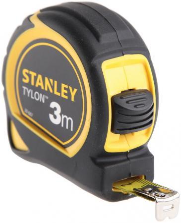 Рулетка Stanley Tylon 3мx13мм 0-30-687 рулетка stanley 034296 20м 12 7мм fiberglass
