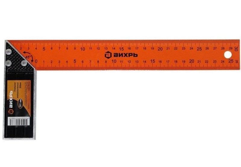 Угольник металлический Вихрь 73/11/3/2 300 мм угольник металлический 250мм вихрь
