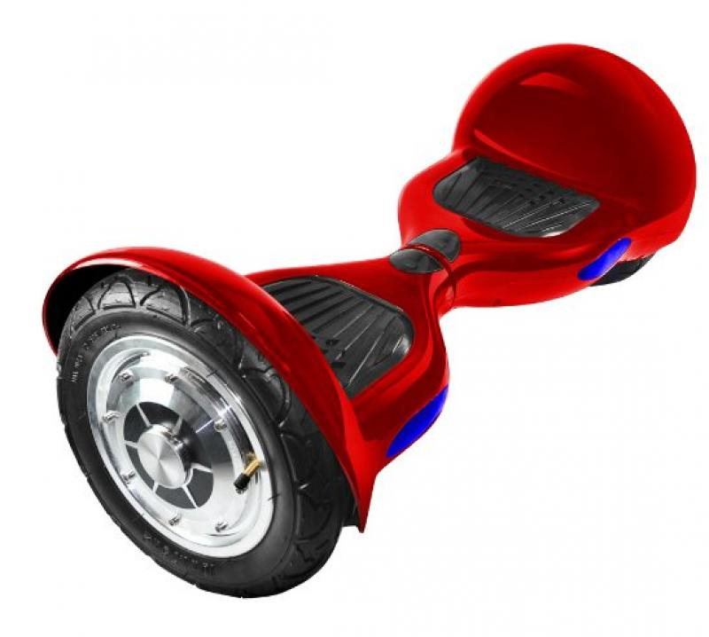 Гироскутер Iconbit SMART SCOOTER 10 красный гироскутер 10 дюймов iconbit smart scooter 10 red sd 0004r