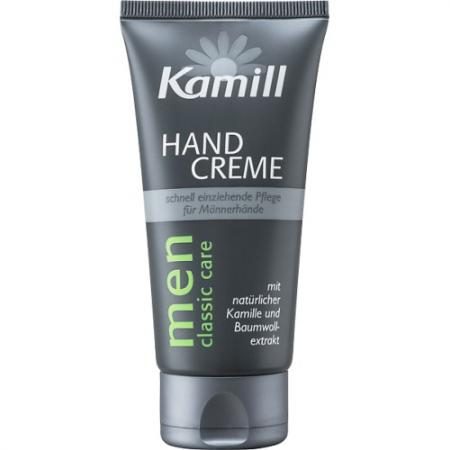 KAMILL Крем для рук для мужчин Handcreme Men 75 мл camillen 60 крем для рук handcreme 30 мл