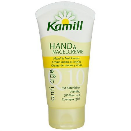 KAMILL Крем для рук и ногтей Anti age Q10 75 мл