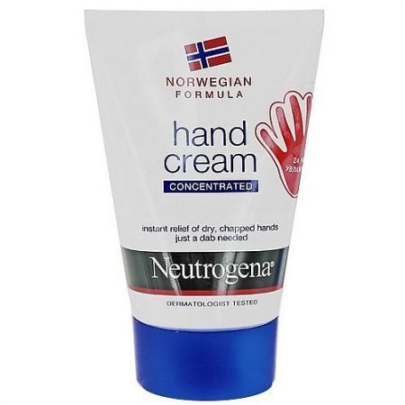 Neutrogena НОРВЕЖСКАЯ ФОРМУЛА Крем для рук с запахом 50мл крем для рук neutrogena norwegeian formula без запаха