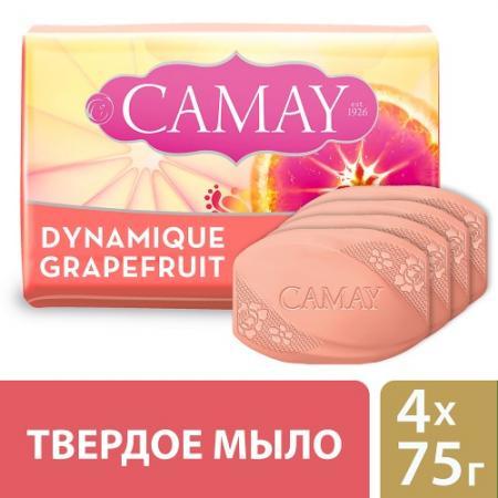 CAMAY Мыло твердое Динамик 4х7...