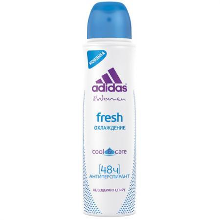 Adidas Fresh дезодорант-антиперспирант спрей для женщин 150 мл reima sweaters 8689310 for girls wool warm winter children clothing girl suit jacket