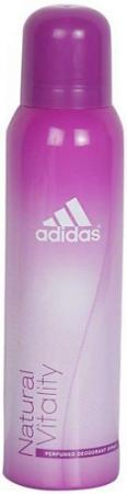 adidas Natural Vitality Perfumed Deodorant Spray парфюмированный део-спрей для женщин 150 мл adidas део спрей uefa iv мужской 150 мл