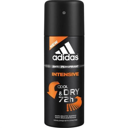 Adidas Intensive дезодорант-антиперспирант спрей для мужчин 150 мл adidas дезодорант спрей для мужчин pure game 150 мл
