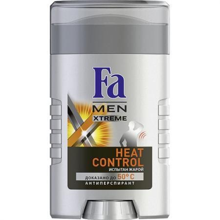 Fa MEN Дезодорант-антиперспирант стик Xtreme Heat Control 50мл дезодорант fa fa fa033lwsis37