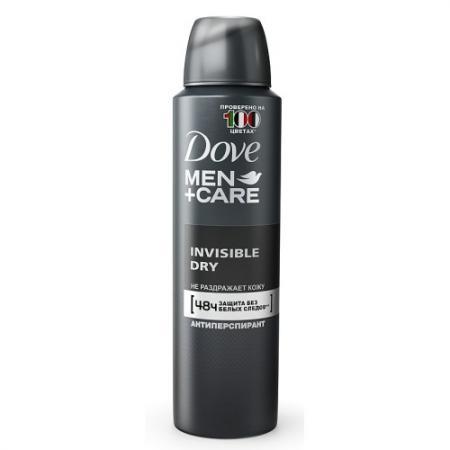 DOVE Дезодорант аэрозоль мужской Экстразащита без белых следов 150мл дезодорант dove спрей оригинал 150мл
