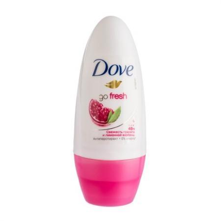 DOVE Дезодорант-антиперспирант шариковый женский Пробуждение чувств 50мл