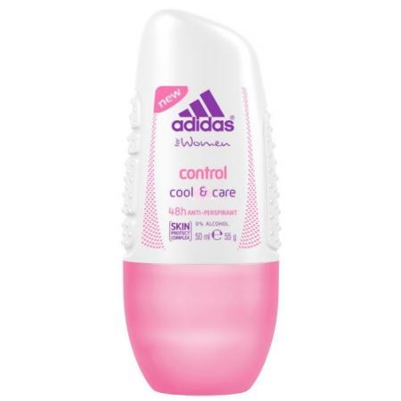 Аdidas Control дезодорант- антиперспирант ролик для женщин 50мл adidas climacool дезодорант антиперспирант ролик для женщин 50 мл