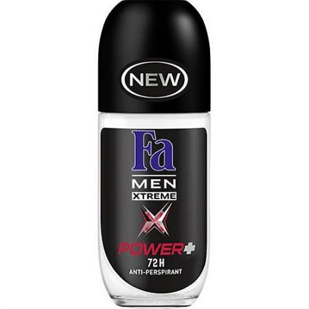 Fa MEN Дезодорант-антиперспирант роликовый Xtreme Power 50мл fa антиперспирант роликовый men xtreme protect 5