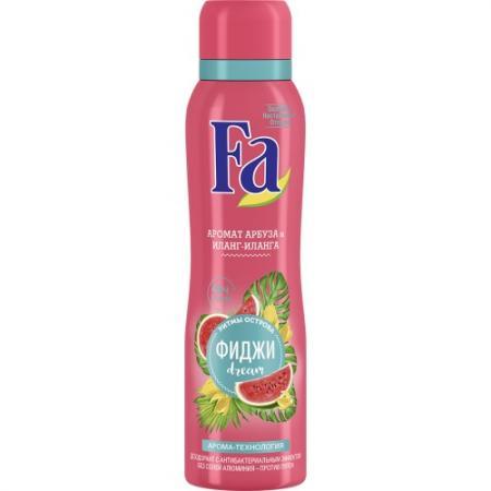 FA Дезодорант аэрозоль Ритмы Острова Фиджи Dream 150мл дезодорант fa fa fa033lwsis37
