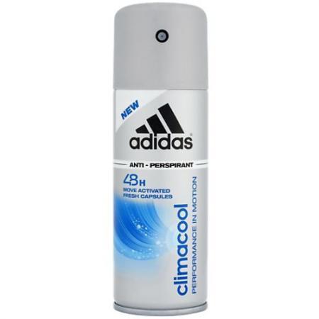 Adidas Climacool дезодорант-антиперспирант спрей для мужчин 150 мл adidas pure game дезодорант спрей для мужчин 150 мл